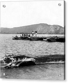 Guanica Harbor - San Juan - Puerto Rico - C 1899 Acrylic Print by International  Images