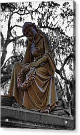 Acrylic Print featuring the photograph Guardian by Joetta West