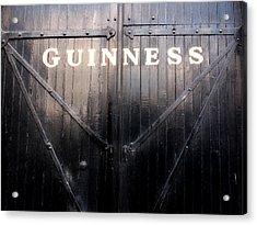 Guinness Acrylic Print