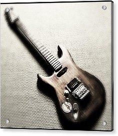 #guitar #guitars #me #beautiful #axe Acrylic Print