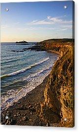 Gwithian Beach Acrylic Print