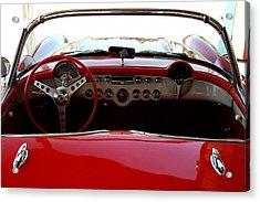 Hackberry Corvette Acrylic Print