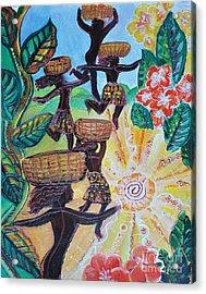 Haiti Reaquake Acrylic Print