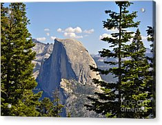 Half Dome Acrylic Print by Camille Lyver