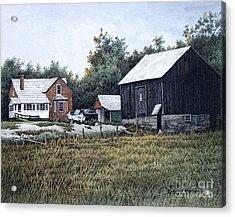 Haliburton Farm Acrylic Print
