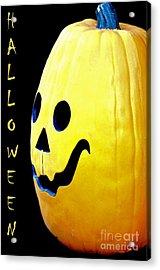 Halloween 1 Acrylic Print by Maria Urso