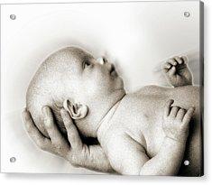 Hand Of Love  Acrylic Print