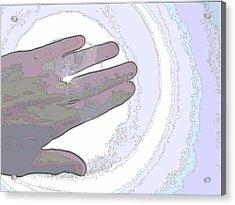 Hand To God Acrylic Print