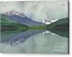 Hankin Lake Acrylic Print