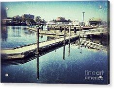 Harbor Time Acrylic Print