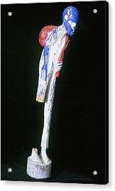 Hardened Acrylic Print by Iris Gill