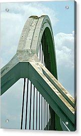 Harp Bridge Acrylic Print