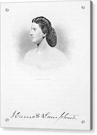 Harriet Lane Johnston Acrylic Print by Granger