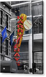 Harry Caray's Acrylic Print