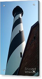 Hatteras Light Acrylic Print