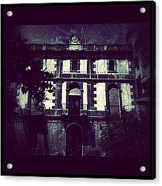 #haunted#house#barcelona#igdungeon #igfm Acrylic Print