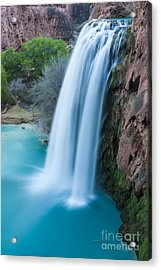 Havasu Falls I Acrylic Print by Scotts Scapes