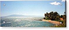 Hawaiian Coastal View Acrylic Print