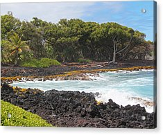 Acrylic Print featuring the photograph Hawaiian Paradise by Kerri Ligatich