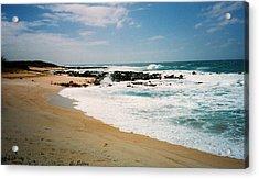 Hawaiian Shore Acrylic Print