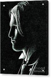 Haymitch Abernathy Acrylic Print