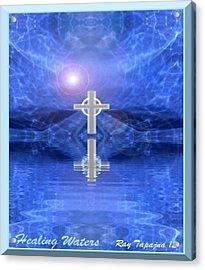 Healing Waters Acrylic Print
