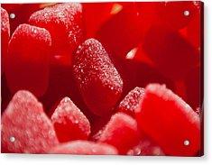 Heart Candy Acrylic Print