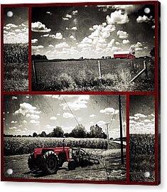 Heartland Acrylic Print