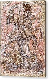 Heavenly Dance Acrylic Print