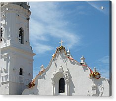 Heavenly Roofline Acrylic Print