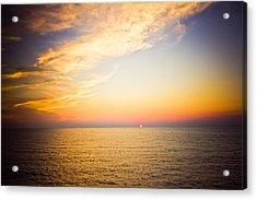 Acrylic Print featuring the photograph Heavenly by Sara Frank