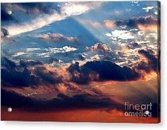 Heavens Above 2 Acrylic Print