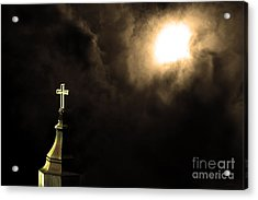 Heaven.s Gate . 7d15002 Acrylic Print by Wingsdomain Art and Photography