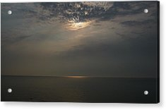 Heaven's Light Acrylic Print by Michael Carrothers