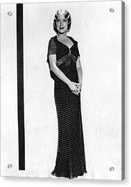 Helen Hayes, 1932 Acrylic Print by Everett