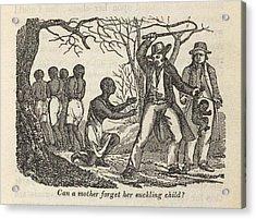 Henry Bibb 1815-1854 Authored Acrylic Print by Everett