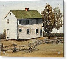 Henry House Acrylic Print