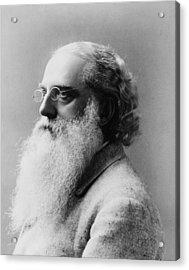 Henry Steel Olcott 1832-1907, American Acrylic Print by Everett