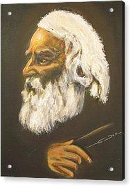 Henry Wadsworth Longfellow Acrylic Print by Eric Dee
