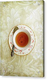 Herbal Tea Acrylic Print by Stephanie Frey