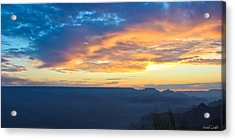 Here Comes The Sun Acrylic Print by Heidi Smith