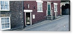 Hexham Chiropractor Acrylic Print by Jan W Faul