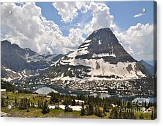 Acrylic Print featuring the photograph Hidden Lake  by Johanne Peale
