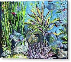Hidden Odyssey Acrylic Print