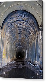 Hidden Tunnel Acrylic Print
