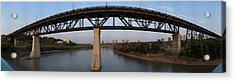 High Level Bridge Edmonton Acrylic Print