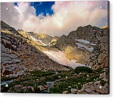 High Sierra Beauty Acrylic Print
