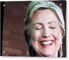 Hillary's Run Acrylic Print by Shawn Hughes