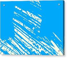 Him  Acrylic Print by Pixel Chimp