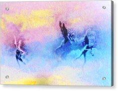 Hippie Heaven Acrylic Print by Bill Cannon
